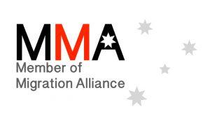 Member of Migration Alliance logo